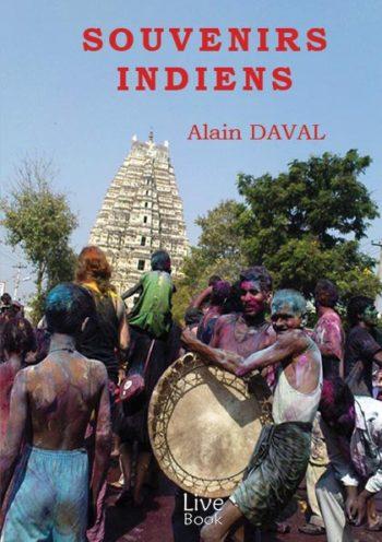 Souvenirs indiens 1ere couverture
