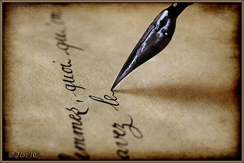 écrivez votre biographie
